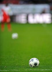 22-01-2012 VOETBAL: FC UTRECHT - PSV: UTRECHT<br /> Utrecht speelt gelijk tegen PSV 1-1 / Twee ballen in het veld<br /> ©2012-FotoHoogendoorn.nl