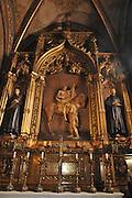 Santa Maria de Montserrat Abbey, Catalonia, Spain