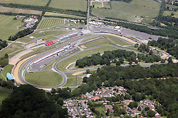 Image &copy;Licensed to i-Images Picture Agency. Aerial views. United Kingdom.<br /> BRANDS HATCH CIRCUIT INDY CIRCUIT. Picture by i-Images