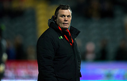 Worcester Warriors Team Manager Mark Hewitt - Mandatory by-line: Robbie Stephenson/JMP - 22/12/2017 - RUGBY - Sixways Stadium - Worcester, England - Worcester Warriors v London Irish - Aviva Premiership