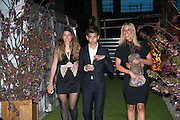 JEMIMA SIEFF; JACK SIEFF; HAYLEY SIEFF, Gabrielle's Gala 2013 in aid of  Gabrielle's Angels Foundation UK , Battersea Power station. London. 2 May 2013.