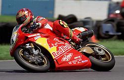 John Reynolds, Red Bull Ducati,  Superikes, Donington Park, 1998