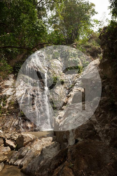 KOLUMBIEN - MINCA - Marinka Wasserfall -  20. April 2014 © Raphael Hünerfauth - http://huenerfauth.ch