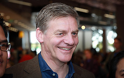 Prime Minister Bill English election campaigns around the NorthWest shopping mall in West Auckland, Auckland, New Zealand, Sunday, September 03, 2017. Credit:SNPA / Hayden Woodward**NO ARCHIVING**