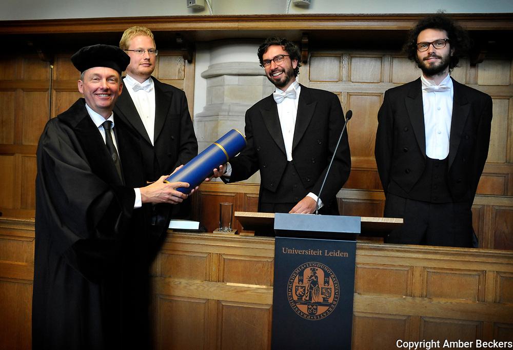 September 20, 2017 - 17:13<br /> The Netherlands, Leiden - Doctor Abel Streefland!