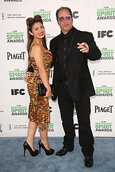 Andrew Dice Clay  at the 2014 Film Independent Spirit Awards Arrivals, Santa Monica Beach, Santa Monica, United States, Saturday, 1st March 2014. Picture by Hollywood Bubbles / i-Images<br /> UK ONLY