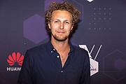 B. Amsterdam. Best Social Awards 2018. Op de foto: Tim Senders