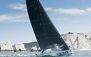 Image licensed to Lloyd Images <br /> The RORC Cowes - Dinard St Malo Race. Pictures of the Concise Class40 yacht <br /> Credit: Lloyd Images