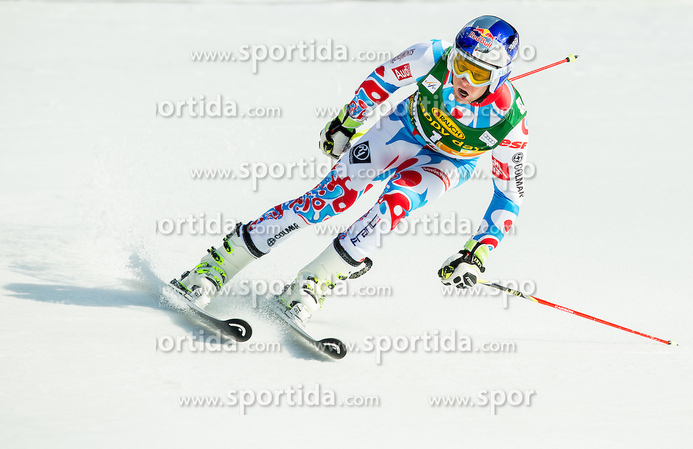 PINTURAULT Alexis of France during Men Giant Slalom race of FIS Alpine Ski World Cup 54th Vitranc Cup 2015, on March 14, 2015 in Kranjska Gora, Slovenia. Photo by Vid Ponikvar / Sportida