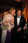 MARK CARNEY; DIANA CARNEY, The Secret Winter Gala in aid of Save the Children and sponsored by Bulgari. Guildhall. London. 26 November 2013