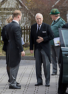 Bad Berleburg , 21-03-2017 <br /> <br /> Funeral of Prince Richard zu Sayn-Wittgenstein-Berleburg at the Evangelical Church of Bad Berleburg.<br /> <br /> PUBLICATION ONLY IN FRANCE<br /> <br /> COPYRIGHT: ROYALPORTRAITS EUROPE/ BERNARD RUEBSAMEN