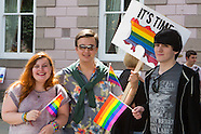 gay marriage march royal sq