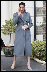 December 18, 2018 - London, United Kingdom - MEGHAN, The Duchess of Sussex, arriving for a visit to Brinsworth House, the Royal Variety Charity's residential nursing and care home in Twickenham, United Kingdom. (Credit Image: © Stephen Lock/i-Images via ZUMA Press)
