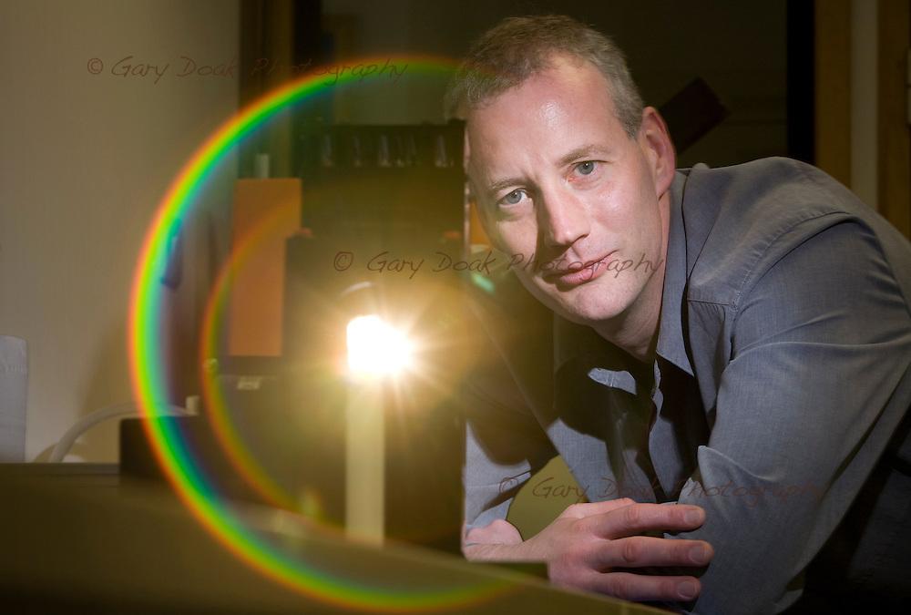 Dr. Neil Robertson.School of Chemistry.University of Edinburgh