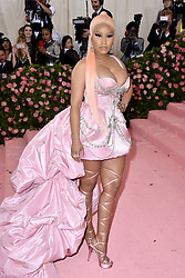 Nicki Minaj attends The 2019 Met Gala Celebrating Camp: Notes On Fashion at The Metropolitan Museum of Art on May 06, 2019 in New York City. Photo by Lionel Hahn/ABACAPRESS.COM