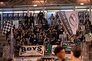 tifosi virtus segafredo bologna<br /> Ambalt Recanati - Virtus Segafredo Bologna<br /> Campionato Basket A2 LNP 2016/2017<br /> Ancona, 03/12/2016<br /> Foto Ciamillo-Castoria