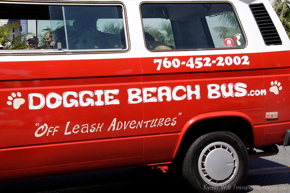 Cardiff by the Sea 100th Birthday Parade: Doggie Beach Bus