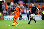 Dundee United midfielder Billy King (#11) controls the ball during the Betfred Scottish Cup group stage match between Dundee and Dundee United at Dens Park, Dundee, Scotland on 29 July 2017. Photo by Craig Doyle.