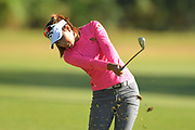 Prima Thammaraks during the second round of the Symetra Tour's Florida's Natural Charity Classic at the Country Club of Winter Haven on March 11, 2017 in Winter Haven, Florida.<br /> <br /> ©2017 Scott Miller