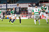 Dundee&rsquo;s Faissal El Bakhtaoui opens the scoring - Dundee v Buckie Thistle, Betfred Cup at Dens Park, Dundee, Photo: David Young<br /> <br />  - &copy; David Young - www.davidyoungphoto.co.uk - email: davidyoungphoto@gmail.com