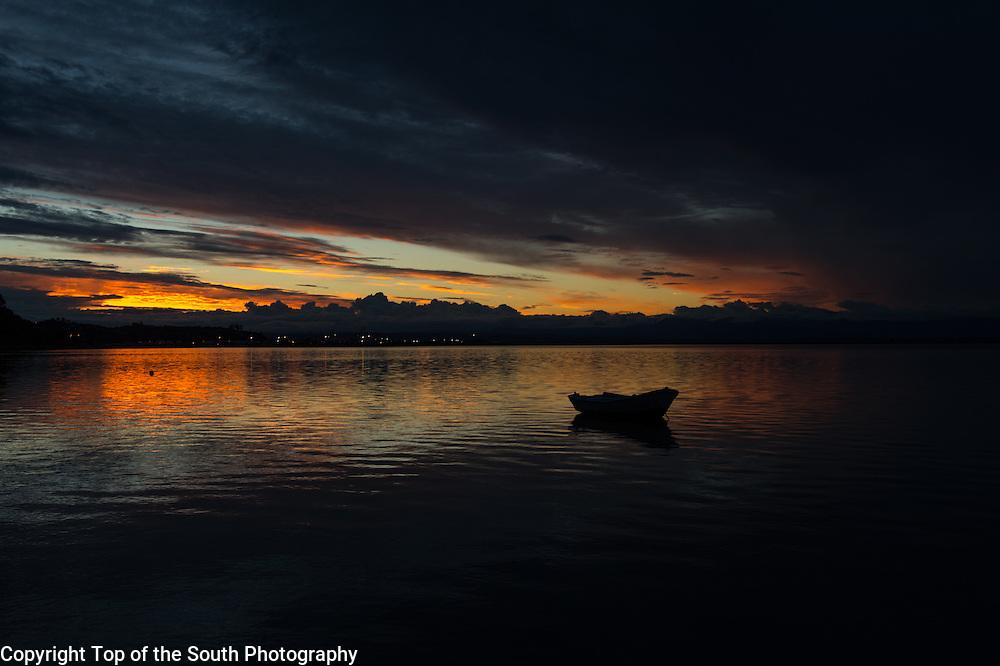 Sunset Landscape Photography, Atawhai, Nelson New Zealand