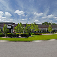 The William F. Austin Center at Starkey Laboratories, in Eden Prarire,  Minnesota.