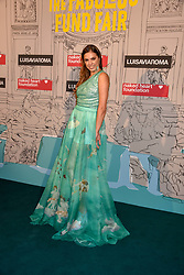 Amber Le Bon at the Fabulous Fund Fair in aid of Natalia Vodianova's Naked Heart Foundation in association with Luisaviaroma held at The Round House, Camden, London England. 18 February 2019.