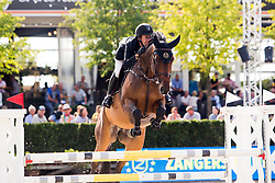 Van der Vleuten Maikel, NED, Elwikke<br /> Brussels Stephex Masters<br /> © Hippo Foto - Sharon Vandeput<br /> 29/08/19