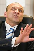 Kazimierz Marcinkiewicz prime minister Warsaw Poland photo Piotr Gesicki