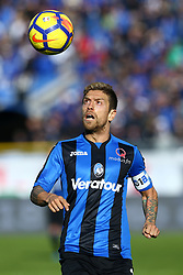 January 21, 2018 - Bergamo, Italy - Alejandro Gomez of Atalanta  during the Italian Serie A football match Atalanta Vs Napoli on January 21, 2018 at the 'Atleti Azzurri d'Italia Stadium' in Bergamo. (Credit Image: © Matteo Ciambelli/NurPhoto via ZUMA Press)