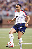 (16) Angela Hucles. US Women National Team vs. China