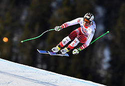 02.03.2019, Olympiabakken, Kvitfjell, NOR, FIS Weltcup Ski Alpin, Abfahrt, Herren, im Bild Hannes Reichelt AUT // Hannes Reichelt  AUT in action during his run in the men's Downhill of FIS ski alpine world cup. Olympiabakken in Kvitfjell, Norway on 2019/03/02. EXPA Pictures © 2019, PhotoCredit: EXPA/ SM<br /> <br /> *****ATTENTION - OUT of GER*****
