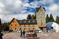 CENTRO CIVICO, BARILOCHE, PROVINCIA DE RIO NEGRO, ARGENTINA (PHOTO © MARCO GUOLI - ALL RIGHTS RESERVED)