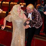 NLD/Amsterdam/20111019 - Televiziergala 2011, Paul de Leeuw als Bob de Rooy en Mayday