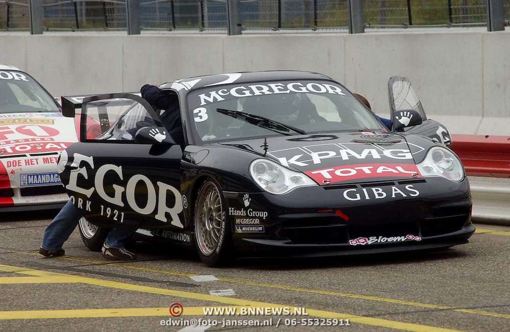 NLD/Zandvoort/20050610 - Training McGregor porsche DT3 Cup Challenge, Tim Coronel