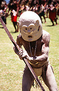 Mud Man, Dancer, Papua New Guinea