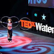Acrobat Aygul Memet at TEDxWaterloo 2013