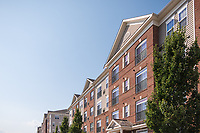 Architectural Image of Reid's Prospect Apartment Community in Woodbridge Virginia by Jeffrey Sauers of Commercial Photographics, Architectural Photo Artistry in Washington DC, Virginia to Florida and PA to New England