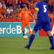 NLD/Eindhoven/20050907 - WK kwalificatiewedstrijd Nederland - Andorra, (2) Theo Lucius