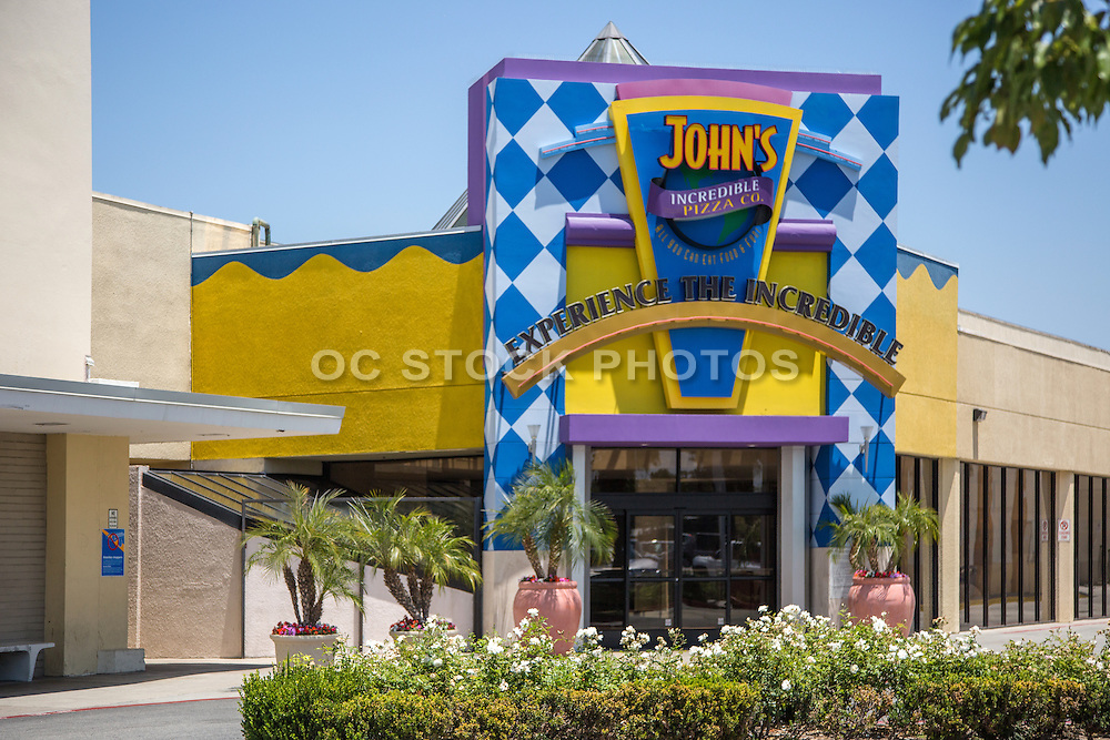 John's Incredible Pizza Co. at Buena Park Downtown