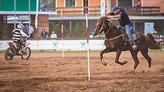 Disputa entre Moto e Cavalo