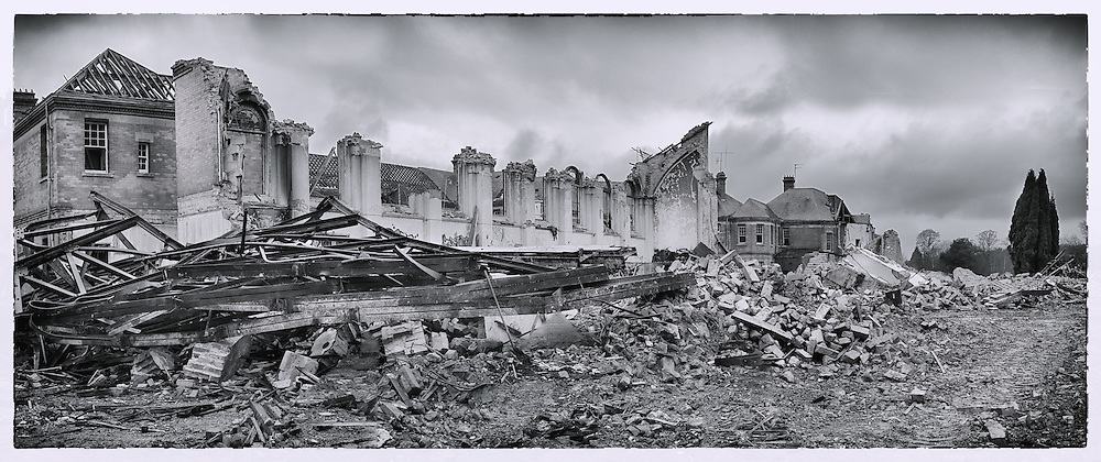 Hellingly Asylum - Bricks and Mortar