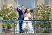 Bruiloft Rob Geus en Suzanne Ozek op Kasteel de Hoogenweerth in Maastricht