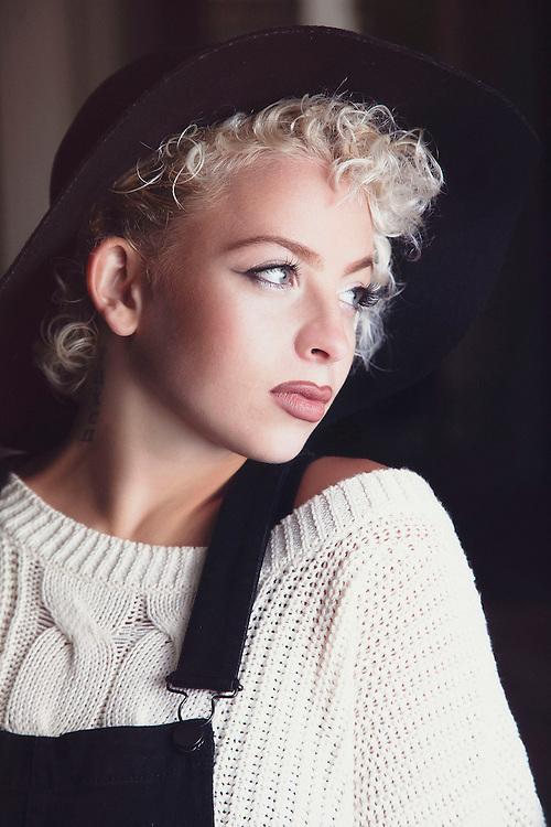 Beauty und Fashion Portrait in München von Kpaou Kondodji Photography