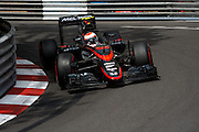 May 20-24, 2015: Monaco F1: Jenson Button (GBR), McLaren Honda