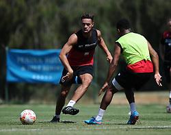 Derrick Williams of Bristol City  - Photo mandatory by-line: Joe Meredith/JMP - Mobile: 07966 386802 - 16/07/2015 - SPORT - Football - Albufeira -  - Pre-Season Training