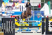 Viktor Daem - Extra<br /> FEI World Breeding Jumping Championships for Young Horses 2016<br /> © DigiShots