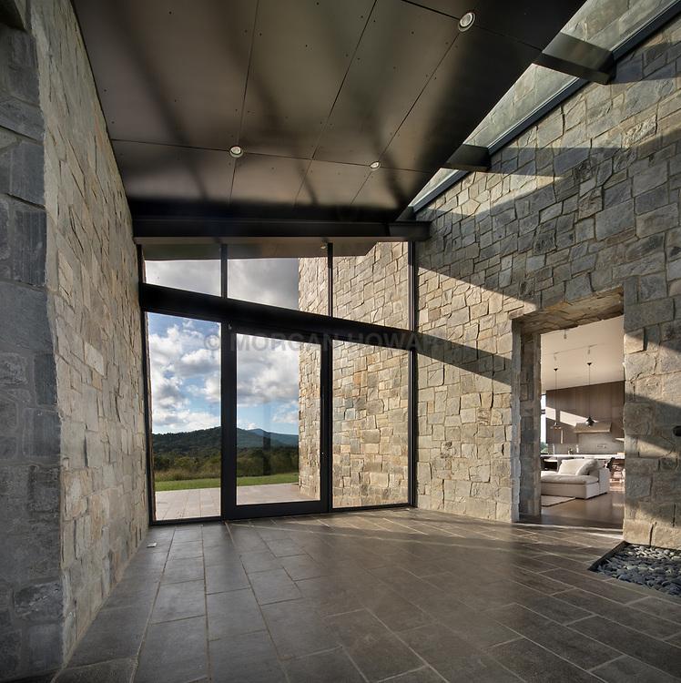 98 Lyle Modern Home Foyer Rear VA 2-174-303