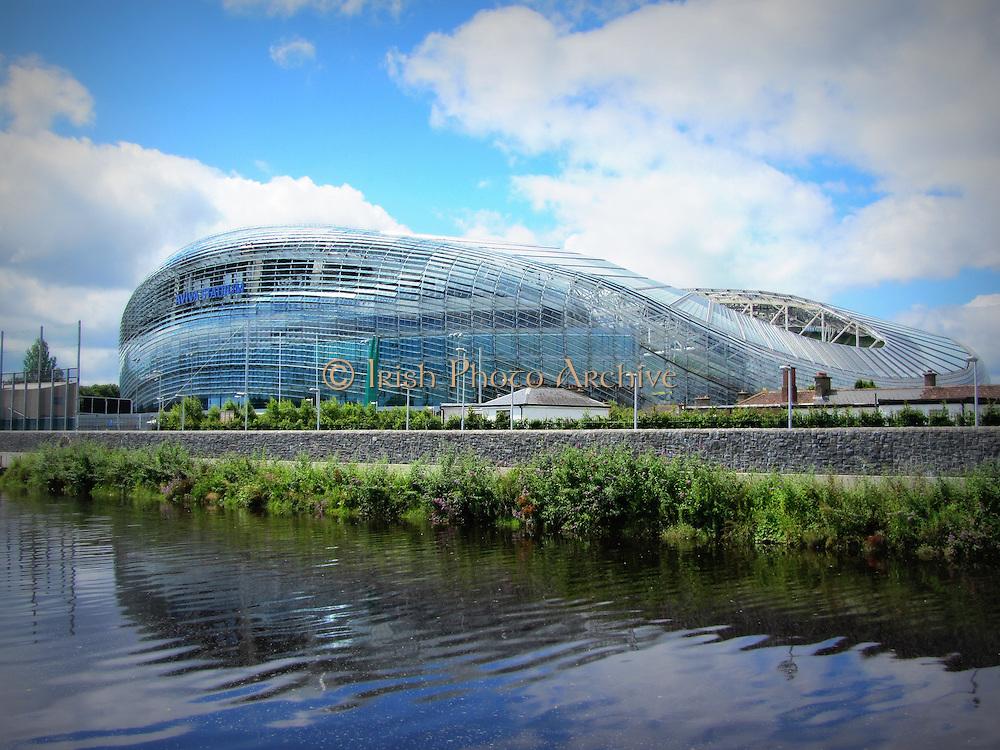 Aviva Stadium, Lansdowne Road, Dublin, 2010,