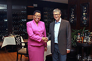 Bill Gates in Tanzania - 11 Aug 2017